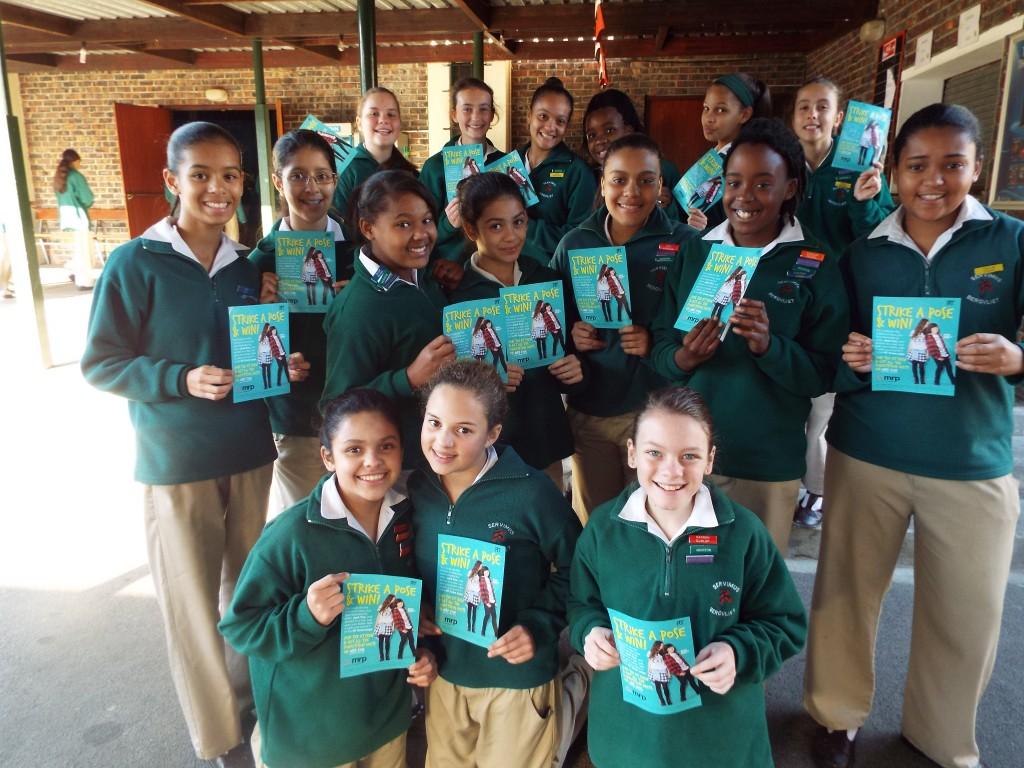 Schoolyard Marketing - Mr Price flyers
