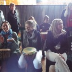 Staff enjoyed a Drumming Session (11)