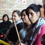 Staff enjoyed a Drumming Session (2)