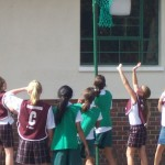U12 & U13 Netball vs Crawford North (2)