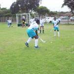 U13 girls hockey team vs Zimbabwean team (5)