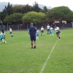 U13 girls hockey team vs Zimbabwean team (7)
