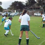 U13 girls hockey team vs Zimbabwean team (9)