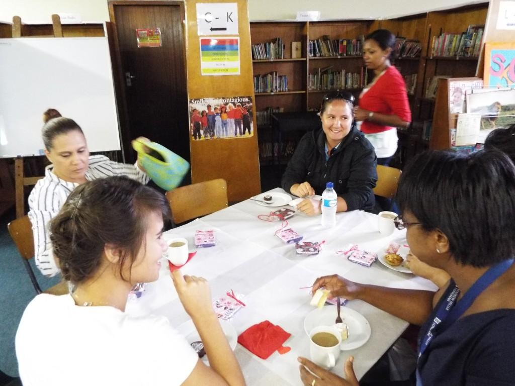 Valentines Day tea for staff (11)