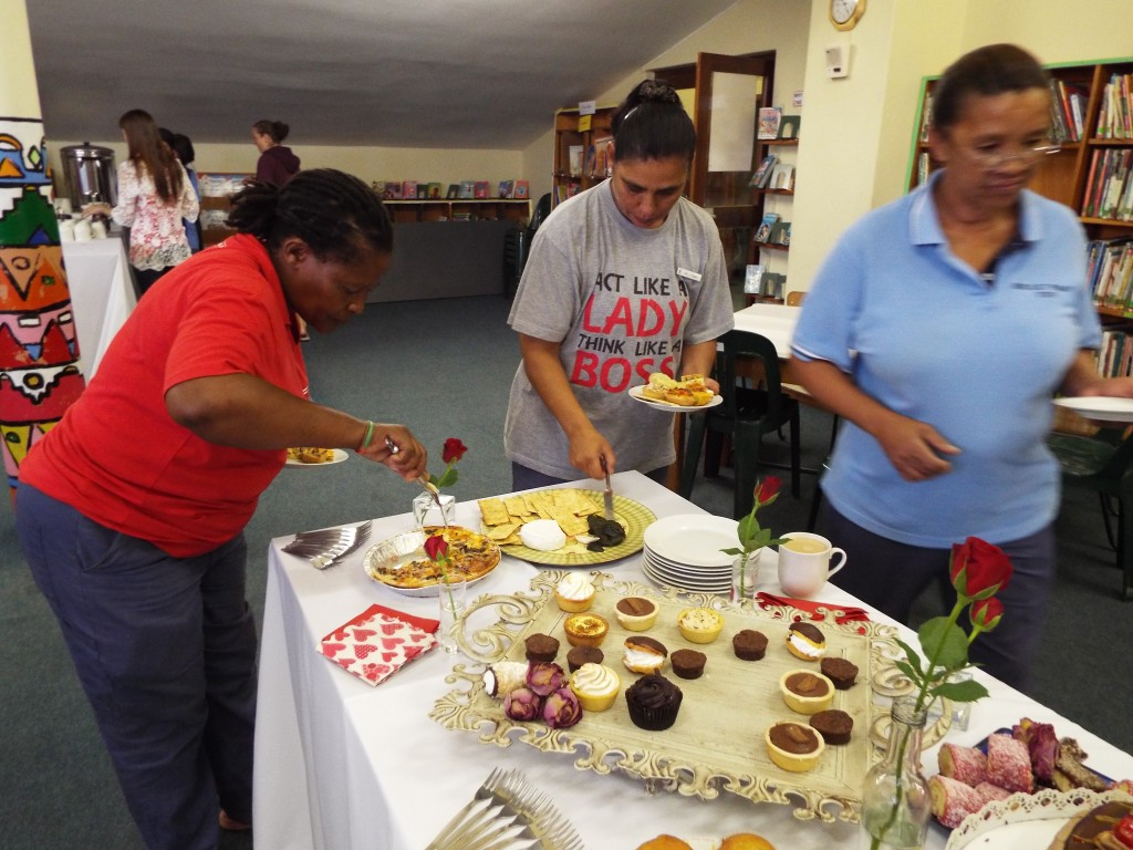 Valentines Day tea for staff (4)