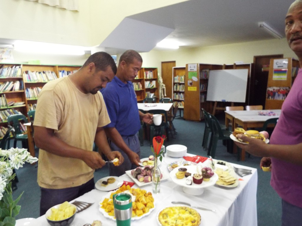Valentines Day tea for staff (5)