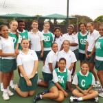 Visiting netball team from Zimbabwe (4)