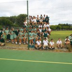 Visiting netball team from Zimbabwe (5)