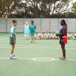 Visiting netball team from Zimbabwe (8)