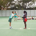 Visiting netball team from Zimbabwe (9)