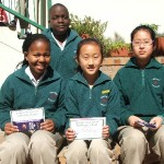 Word Wizard Competition winners 30 Sept. 2011