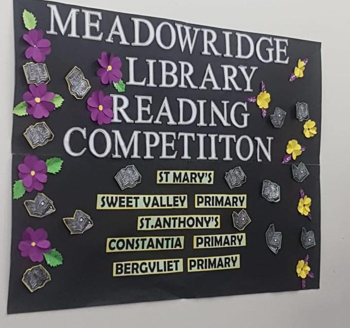 Meadowridge Library Reading Competition